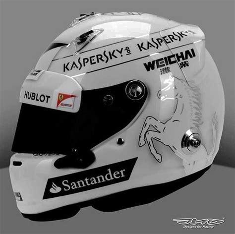 helm design f1 vettel helm design gp canada 2015 sebastian vettel