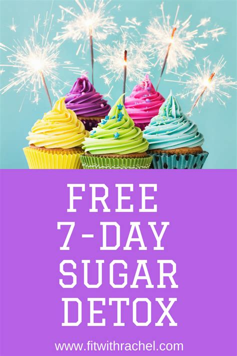 11 Day Sugar Detox by Join Our Free 7 Day Sugar Detox In November Fit With