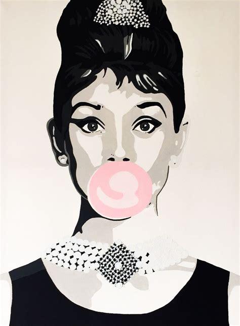 Bedroom Paintings best 25 audrey hepburn poster ideas on pinterest swing