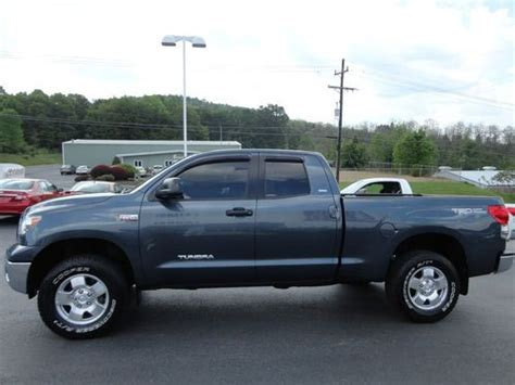 Toyota Tundra Packages Find Used 2008 Toyota Tundra Cab Trd Road 4x4