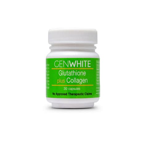Glutathione Collagen genwhite glutathione collagen