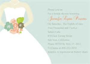 Free Bridal Shower Templates by Bridal Shower Invitation Templates Bridal Shower