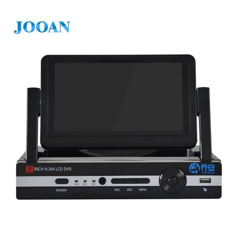 and camcorder all in one jooan ja 3704p all in one 4 ch d1 hd dvr camcorder free
