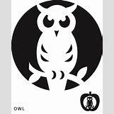 Owl Pumpkin Stencils | 736 x 922 jpeg 592kB