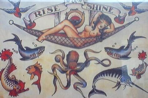 sailor jerry flash photo baltimore tattoo museum
