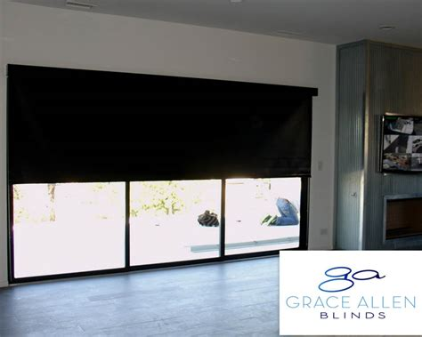 Window Treatments For Sliding Glass Doors Rolling Shades For Sliding Glass Doors