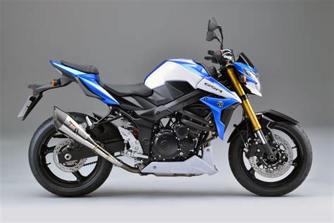 Suzuki Motorcyles Suzuki Motorcycles Announce Special Edition Gsr750z