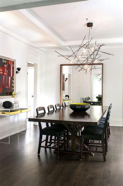 Dining Room Light Fixture Dining Room Contemporary With Contemporary Lighting Fixtures Dining Room