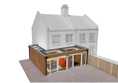 side house extensions house extension london design build apt renovation
