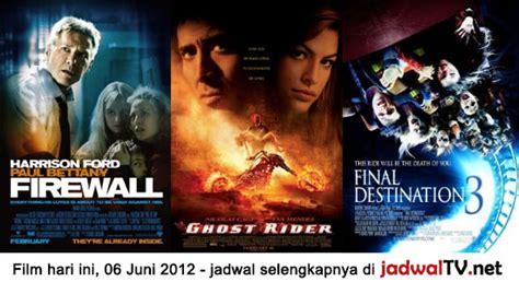 film vir cina terbaru jadwal film dan sepakbola 06 juni 2012 jadwal tv