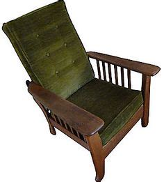 stickley morris recliner living in leather pinterest mom antique morris chair carved arts crafts recliner