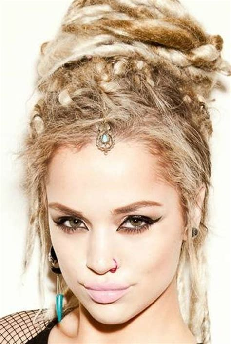 different hairstyles dreadlocks updo dreadlock hairstyles dread expressions pinterest