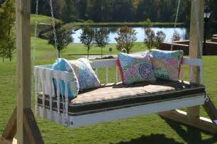 Daybed Porch Swing Kathy Corbet Interiors Interior Design Style Trends