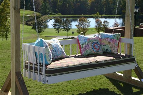 porch swing daybed kathy corbet interiors interior design style trends blog