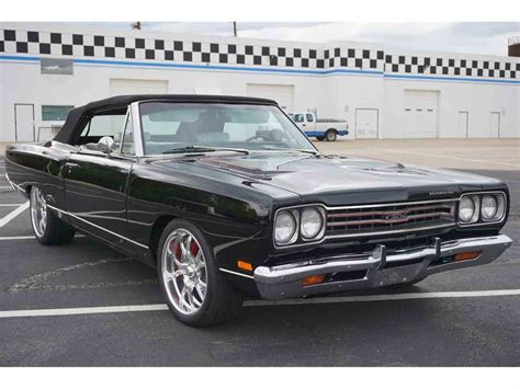 1969 plymouth gtx convertible for sale 1969 plymouth gtx for sale classiccars cc 873786