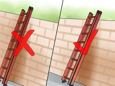 what type of extension can you use for crochet braid 2 easy ways to use an extension ladder with pictures