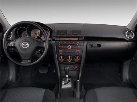 mazda dashboard image 2008 mazda mazda3 4 door sedan auto s touring