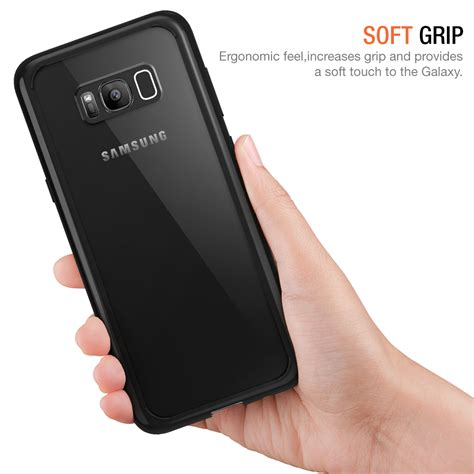 Samsung S8 Series Trianium Clarium Series For Samsung Galaxy S8 Black
