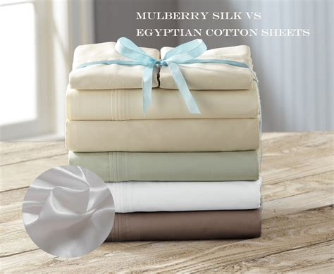 linen sheets vs cotton mulberry silk vs egyptian cotton sheets lilysilk
