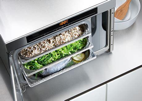 Countertop Steam Ovens countertop steam oven from miele