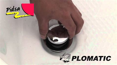 plomeria definicion c 243 mo instalar el tap 243 n para tina push con orificio de 1 7