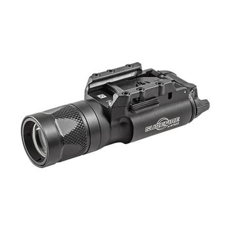 surefire x300 weapon light 6v sf x300v b opticsandammo shooting