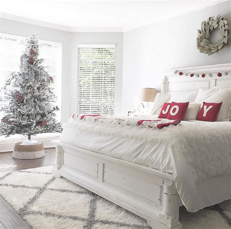 christmas bedroom decorations new 2016 christmas decorating ideas home bunch interior