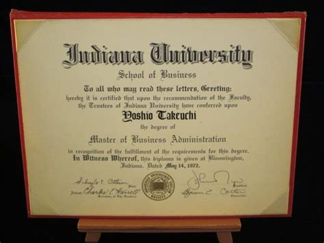 Indiana Mba Program by Photo Memories Of Yoshio Takeuchi 武内良夫 March 24 1939
