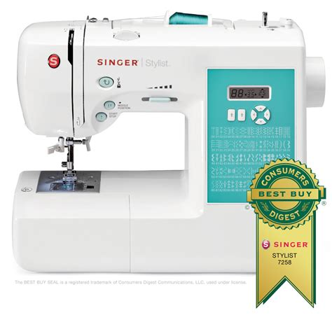 Choosing A Sewing Machine For Quilting by Singer 7258 Sewing Machine
