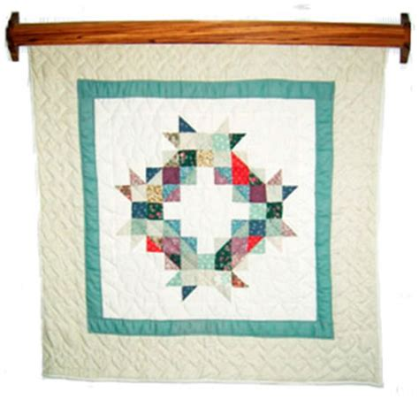 Quilt Display Hanger by Gallery