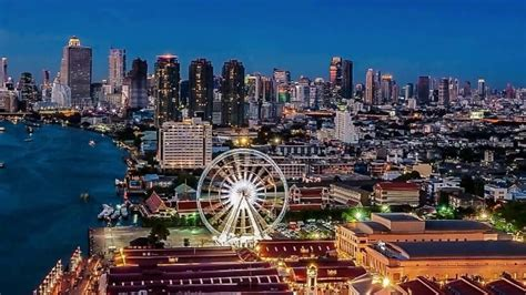 beautiful pictures  bangkok thailands capital city amazing youtube