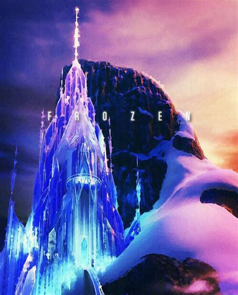 Frozen Castle frozen castle things of disney frozen and castles