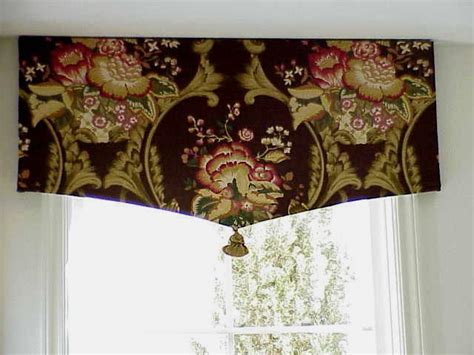 simple valance pattern drapery valance styles one flat panel of fabric in a