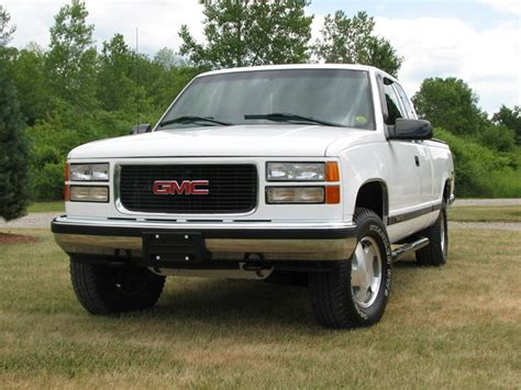 how to fix cars 1995 gmc 1500 electronic valve timing 1995 gmc sierra pictures cargurus