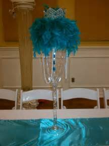 Quinceanera Centerpieces For Tables Head Table Quincenera Decor I Made Princess Theme