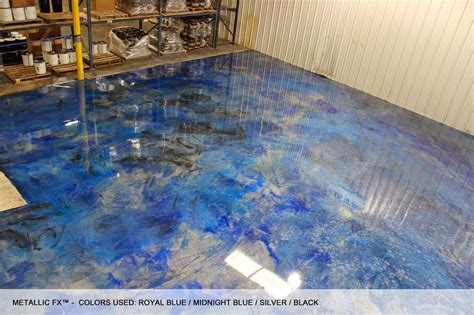 surfkoat unveils new metallic epoxy concrete floor coating epoxy concrete floor paint