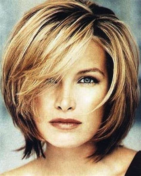 mid length layered hairstyles for age 55 25 stylish hairstyles for women over 40 haircuts quick