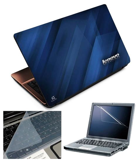 keyboard themes for lenovo finearts lenovo textured printed laptop skin with screen