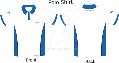 design kaos polo shirt portofolio desain kaos polo by anggaara on deviantart