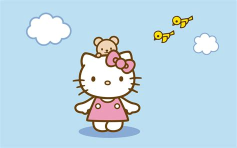 hello kitty wallpaper online hello kitty desktop backgrounds wallpapers wallpaper cave