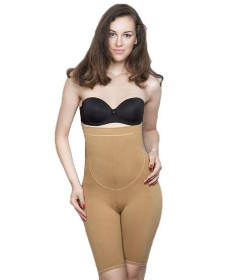 Ori High Waist Celana Highwaist Hw Promo buy brace beige high waist shapewear at best prices in india snapdeal