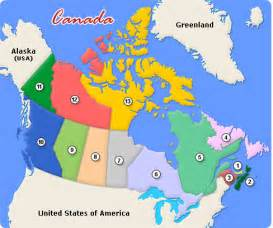 map of canada showing provinces and territories k k club 2017