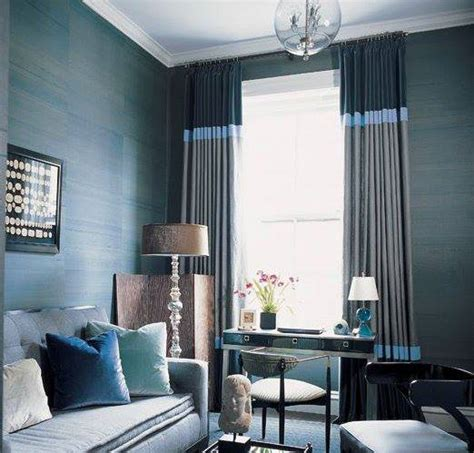 Navy Blue Room by Great Curtain Ideas Best Living Room Curtains Living Room