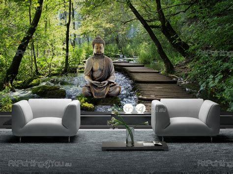 Zen Wall Murals wall murals zen amp spa canvas prints amp posters zen garden