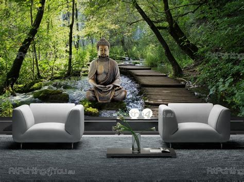 Wall Murals Zen Spa Canvas Prints Posters Zen Garden Japanese Garden Wall Murals