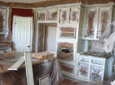 refinishing painting kitchen cabinets cabinet refinishing denver