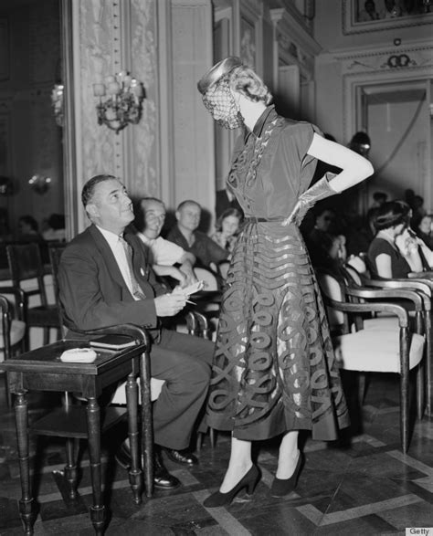 fifties legshows 7 ways fashion shows were different in the 1950s huffpost