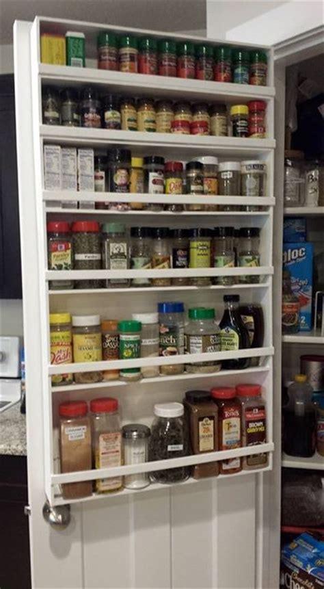 Spice Rack Inside Pantry Door by Spice Rack Inside Pantry Door Kitchen Pantry