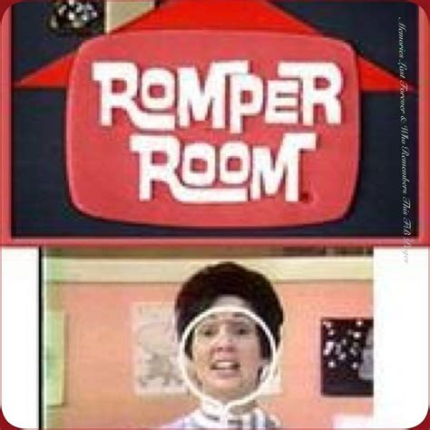 romper room groovy romper room tv shows retro