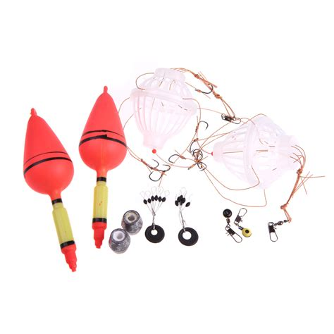 Fishing Strong Explosion Hooks silver carp fishing float sea with six strong